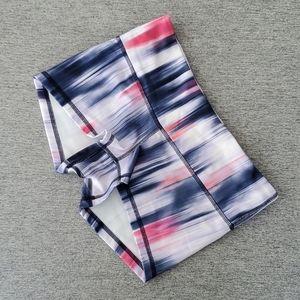 Lululemon Mirage Purple & Pink Boogie Shorts